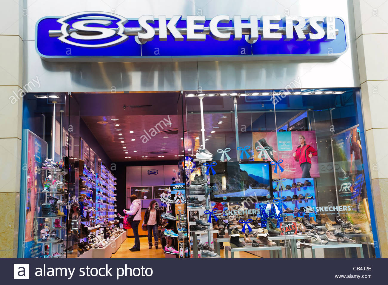 skechers shoes retailers