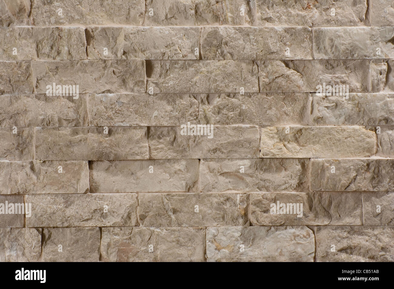 Stonewall abstract background - Stock Image