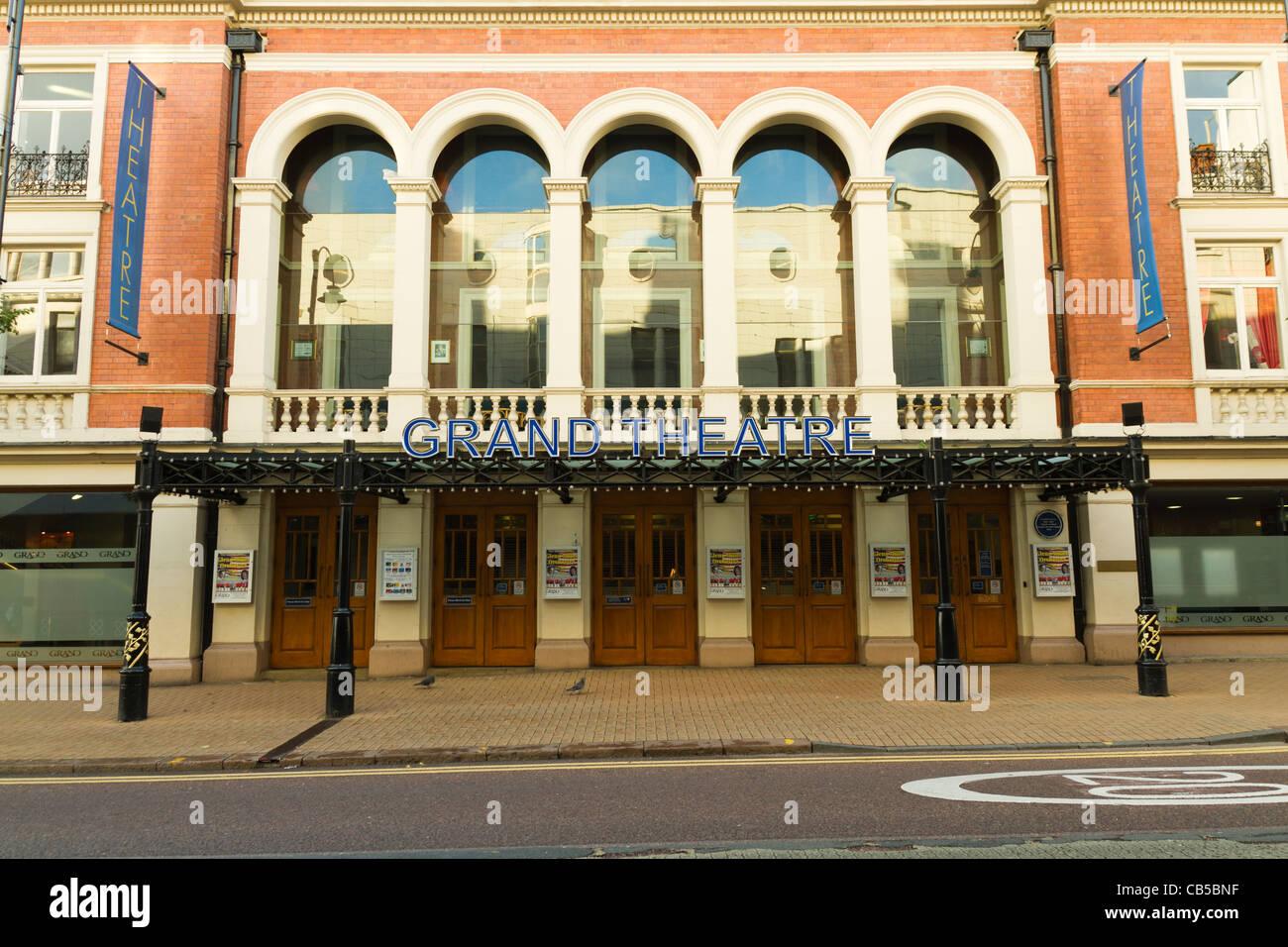The Grand Theatre in Wolverhampton Stock Photo: 41300939 - Alamy