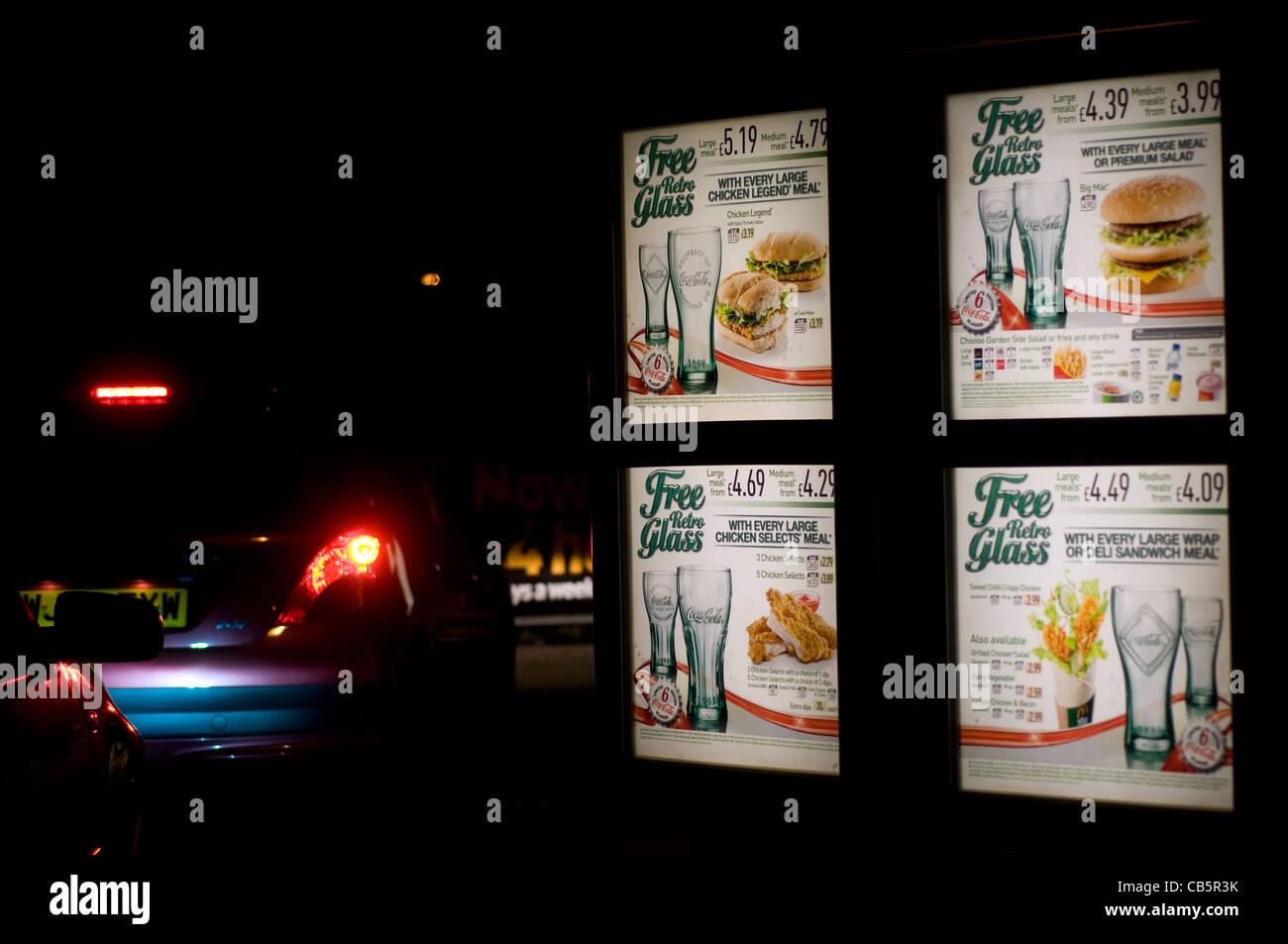 Manhattan Fast Food Restaurants