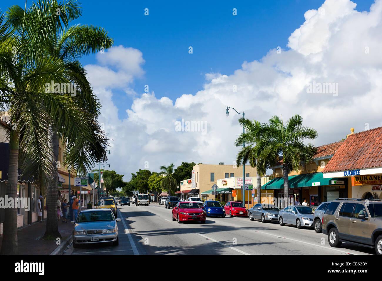 Th Street Miami Beach Miami Usa