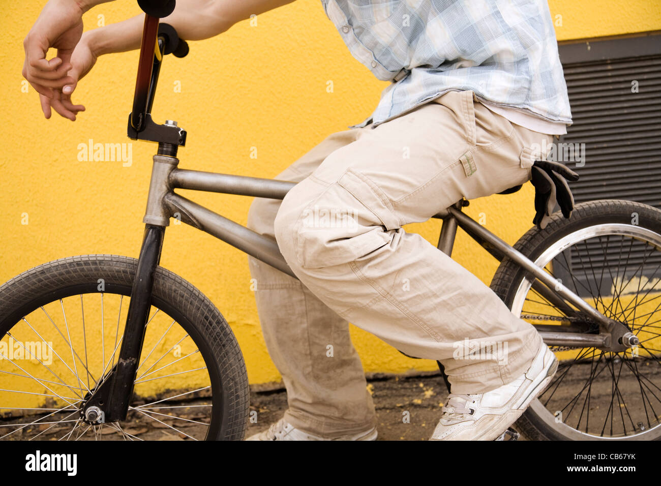 Bmx Biker Stock Photos & Bmx Biker Stock Images - Alamy