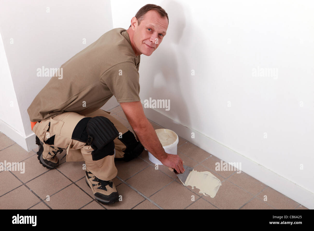 Adhesive Spreader Stock Photos Adhesive Spreader Stock Images Alamy