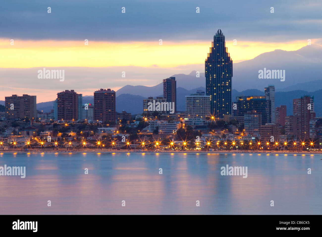 Gran Hotel Bali Benidorm High Resolution Stock Photography And Images Alamy