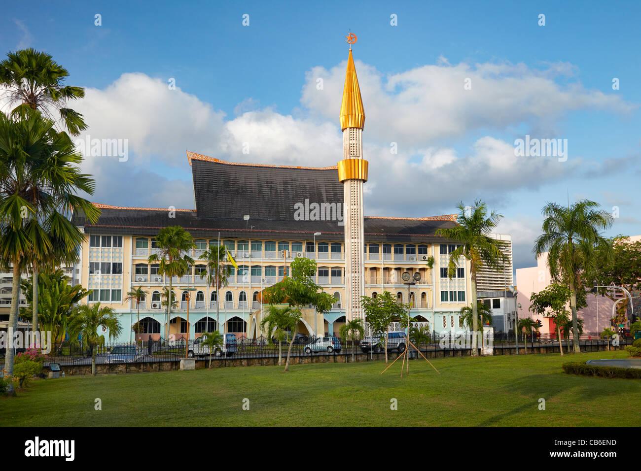 Ministry of Religious Islamic Affairs, Bandar Seri Begawan, Brunei Darussalam, Borneo, Asia - Stock Image