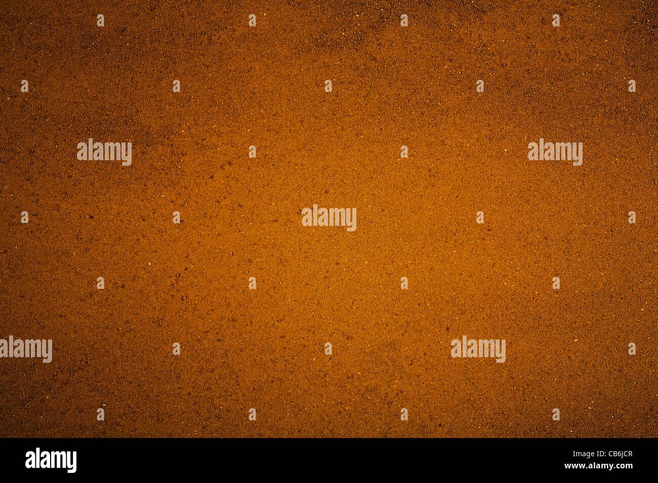 Wet Sand - Background - Stock Image