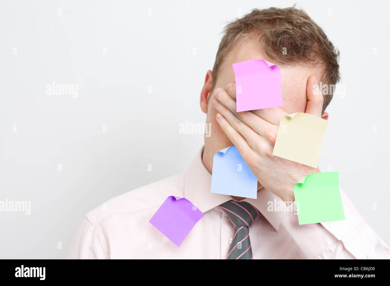 Stress - Stock Image