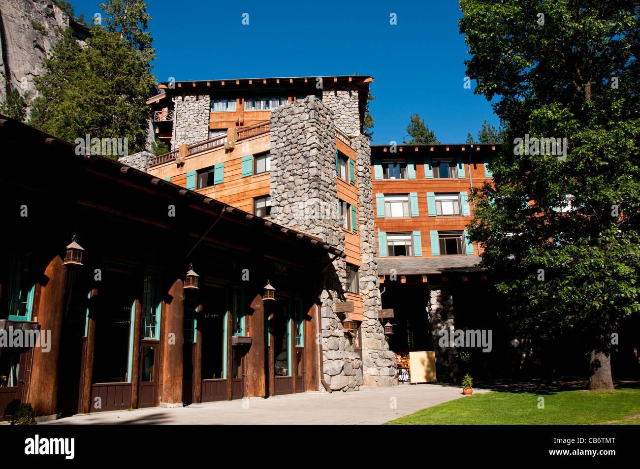 5796a2b182d44a Exterior of Ahwahnee Hotel Yosemite Valley Yosemite National Park lodging  California