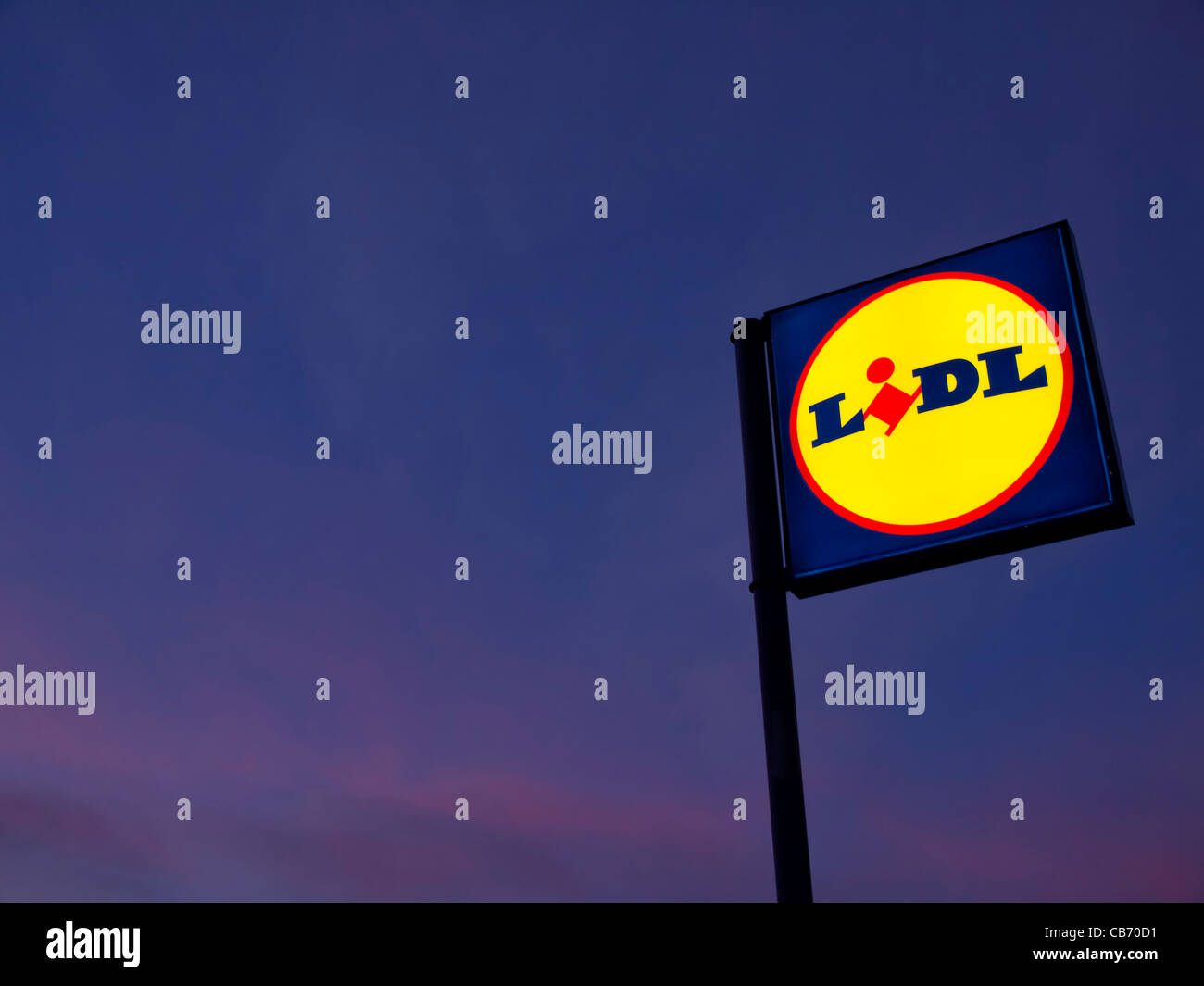 Lidl Europe Stock Photos & Lidl Europe Stock Images - Alamy