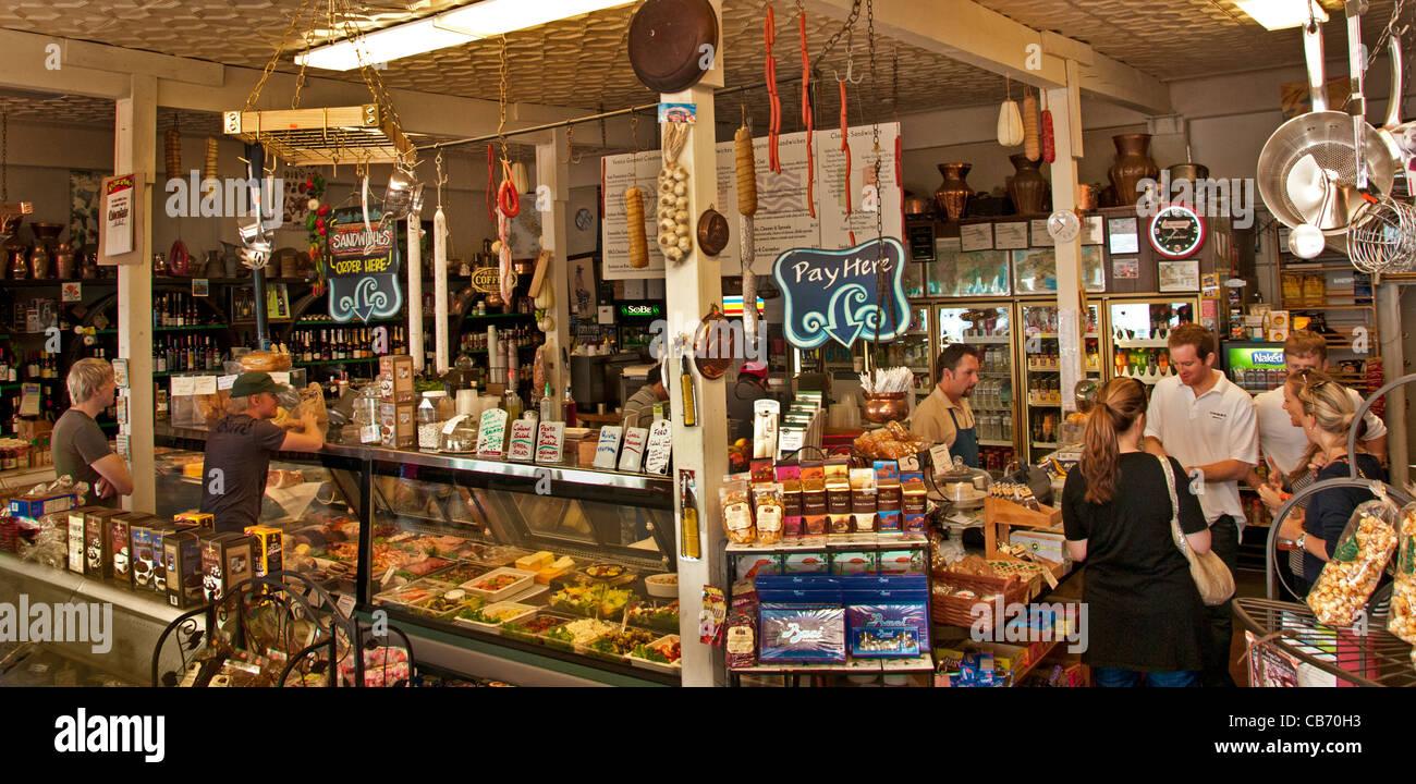 Sausalito Deli Gourmet Specialties Mediterranean Flare San