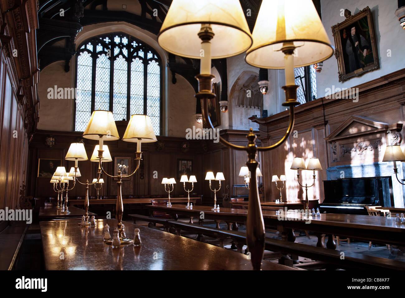 Corpus Christi College, Oxford, UK - Stock Image