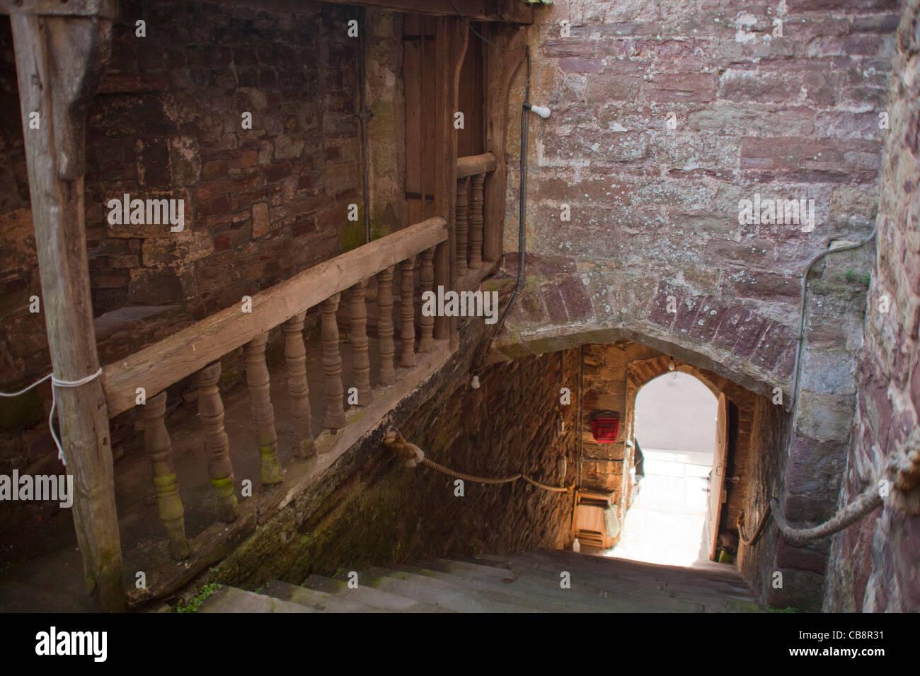 Berkeley Castle Gloucestershire Edward Stock Photos Berkeley
