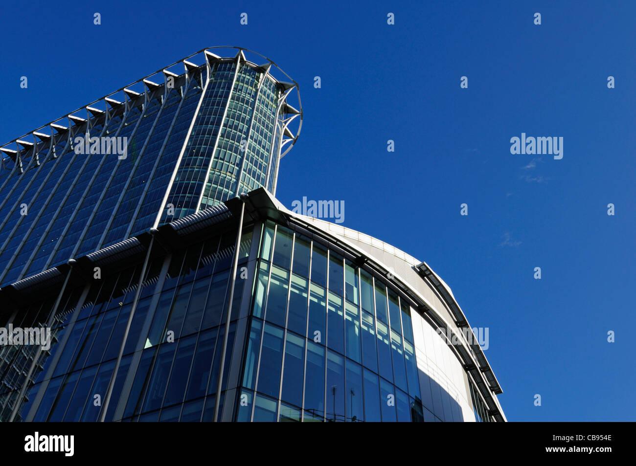 Citypoint, Ropemaker Street, Finsbury, London EC2Y, United Kingdom - Stock Image