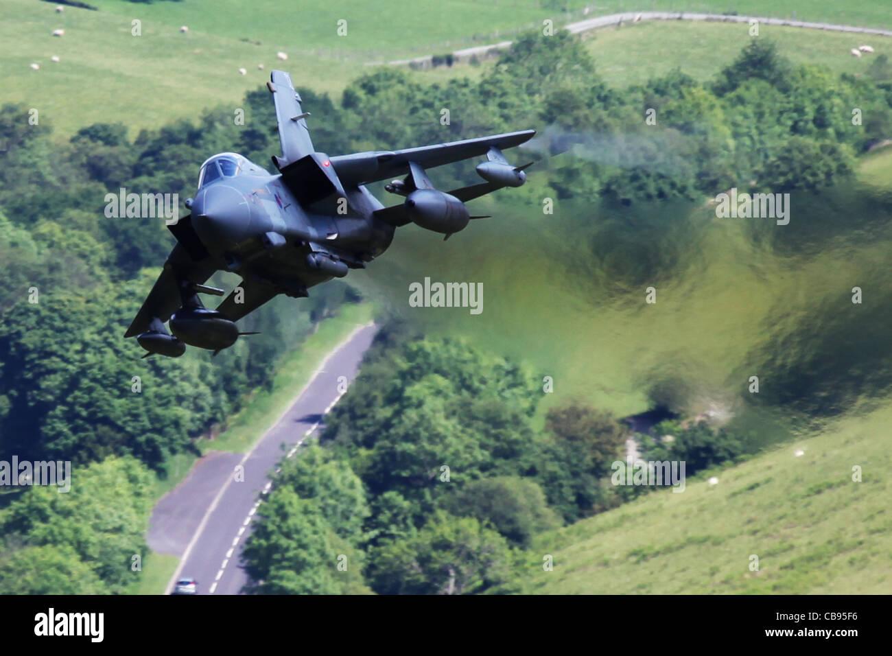RAF gr4 tornado Stock Photo