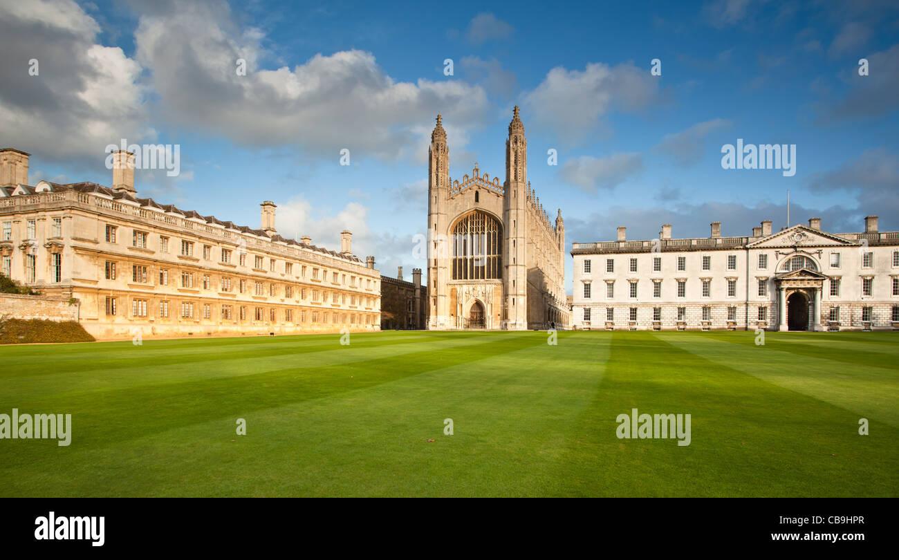 Kings College Cambridge University - Stock Image