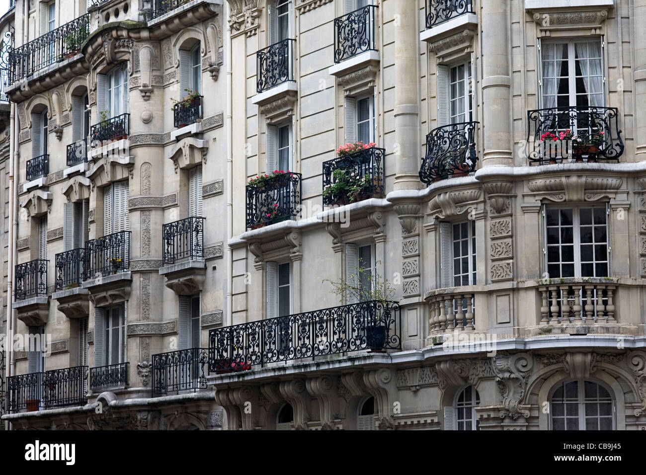 art nouveau architecture paris france stock photo 41393749 alamy
