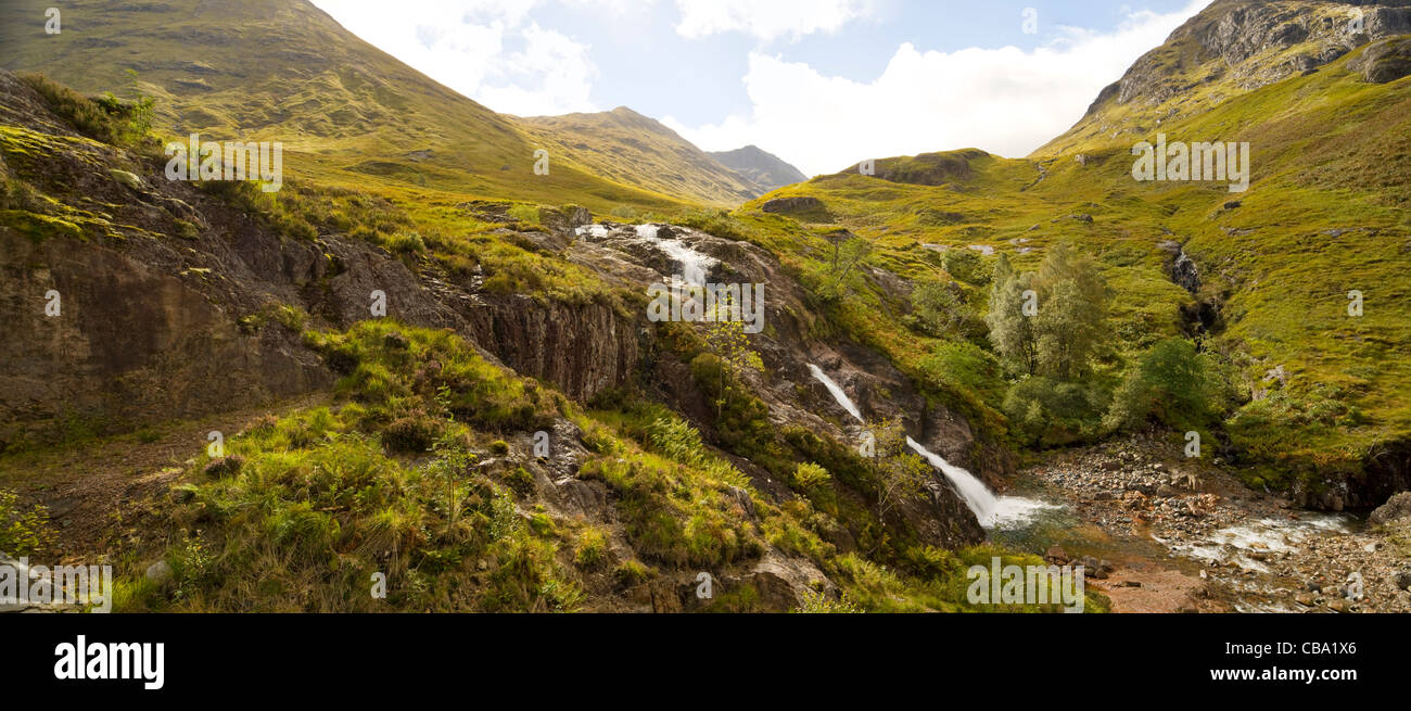 Glen Coe Scotland - Stock Image