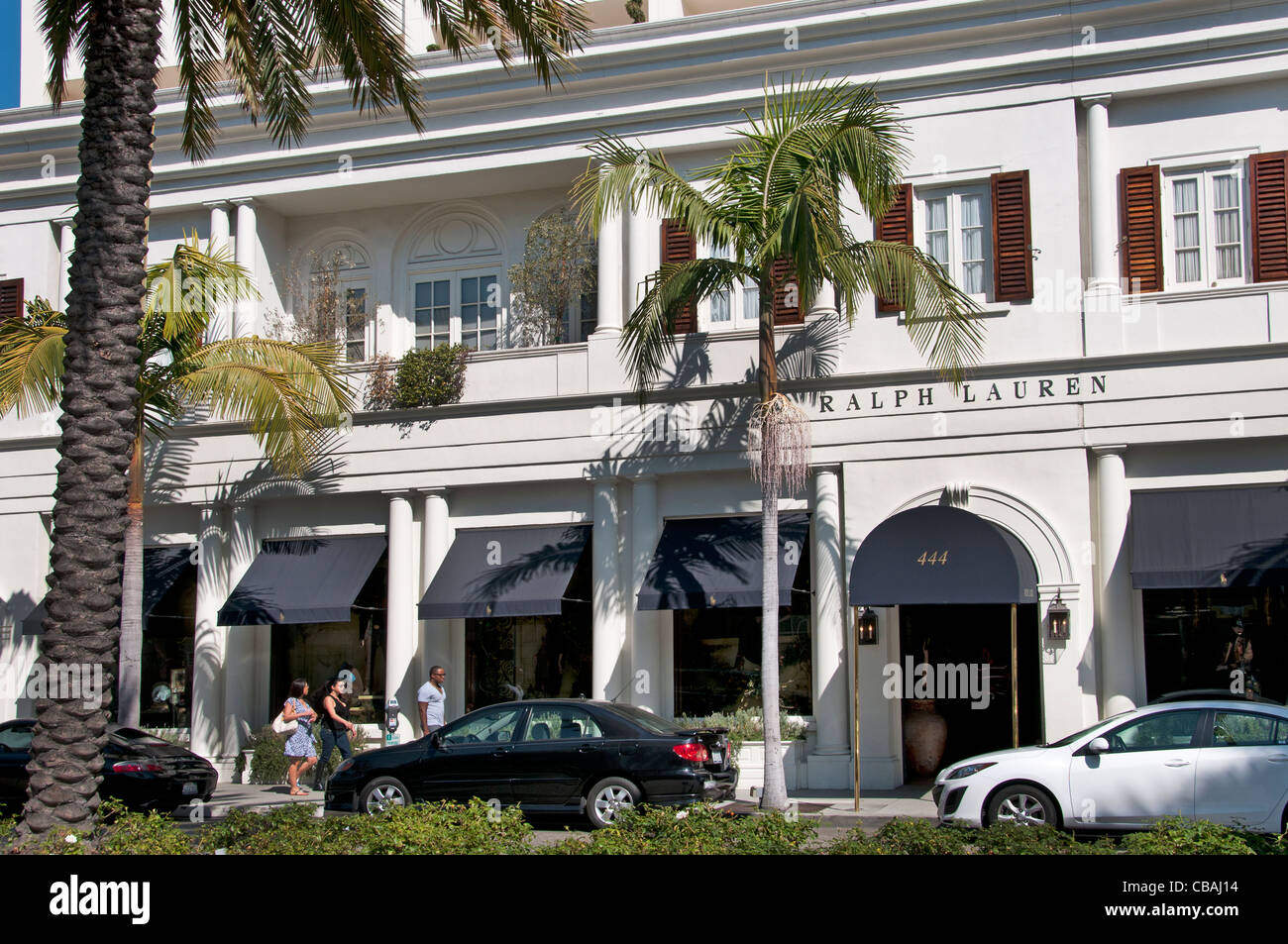 21098938b75 Rodeo Drive Ralph Lauren Fashion Shop Store boutiques shops Beverly Hills  Los Angeles California United States