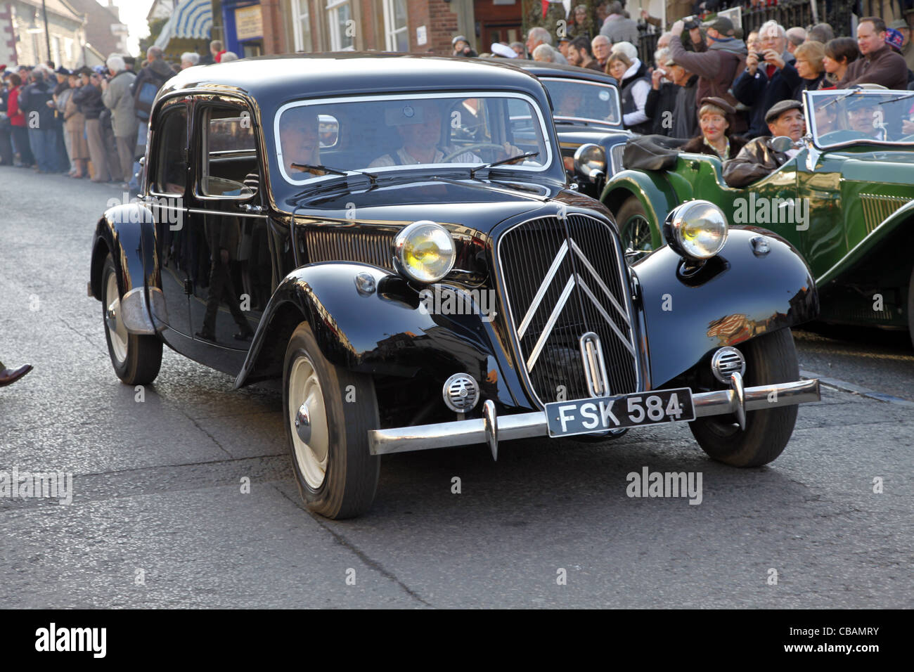 1940s car with people stock photos 1940s car with people. Black Bedroom Furniture Sets. Home Design Ideas