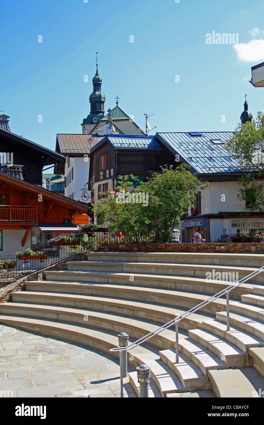 Megeve summer stock photos megeve summer stock images alamy - Megeve office de tourisme ...
