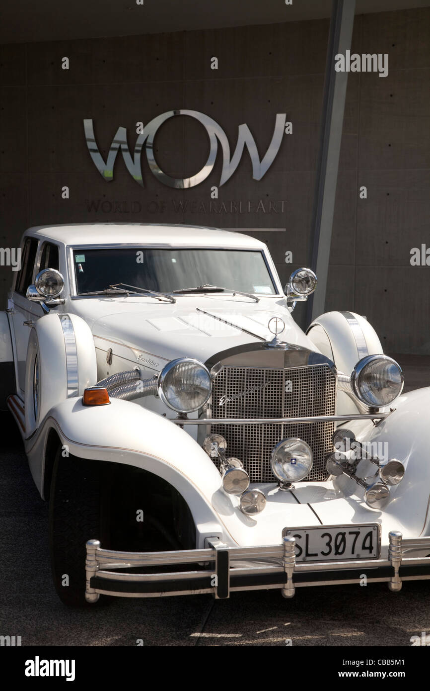 Excalibur auto, World of WearableArt and Classic Cars, Museum, Stoke ...