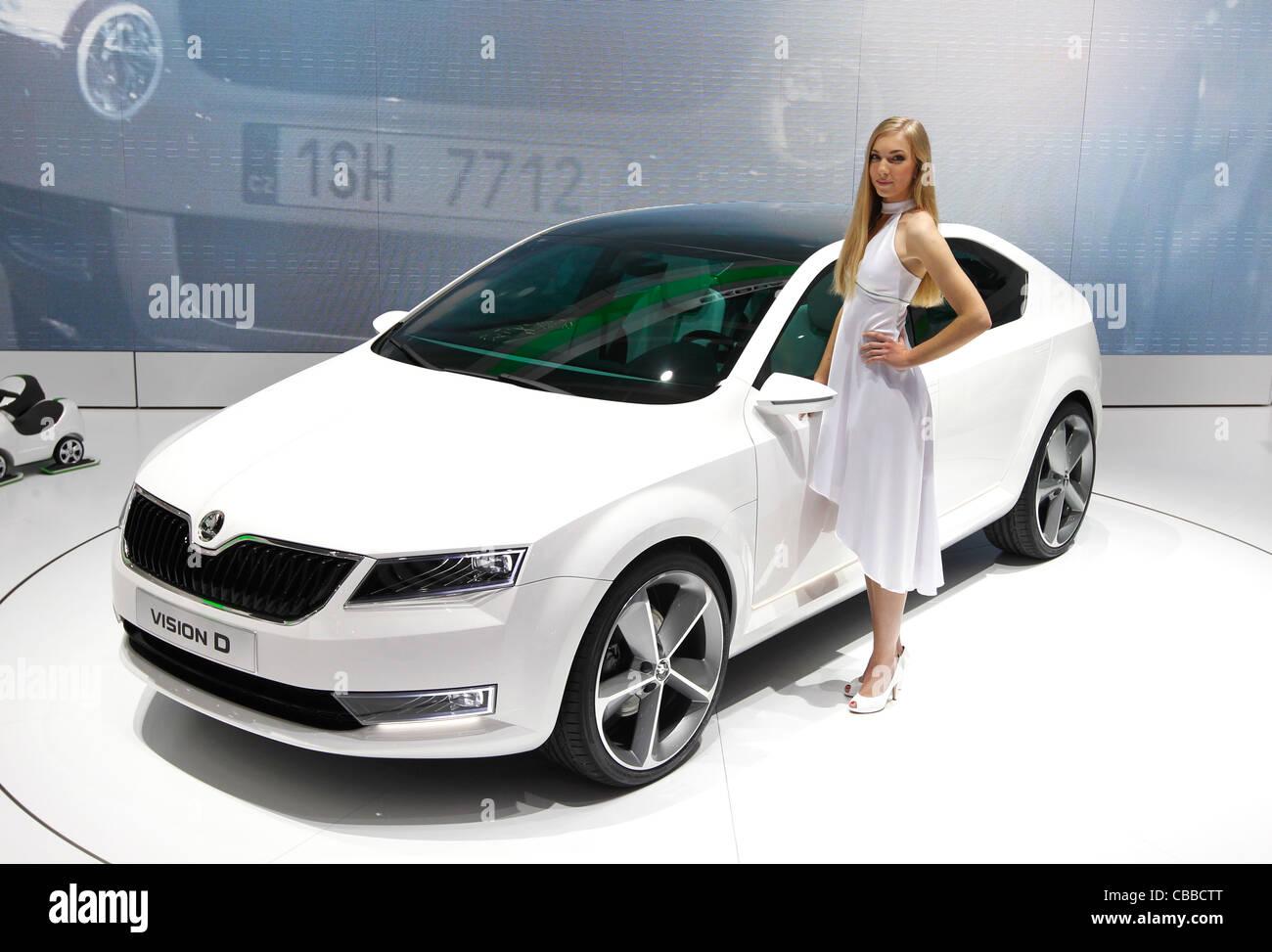 concept car vision d