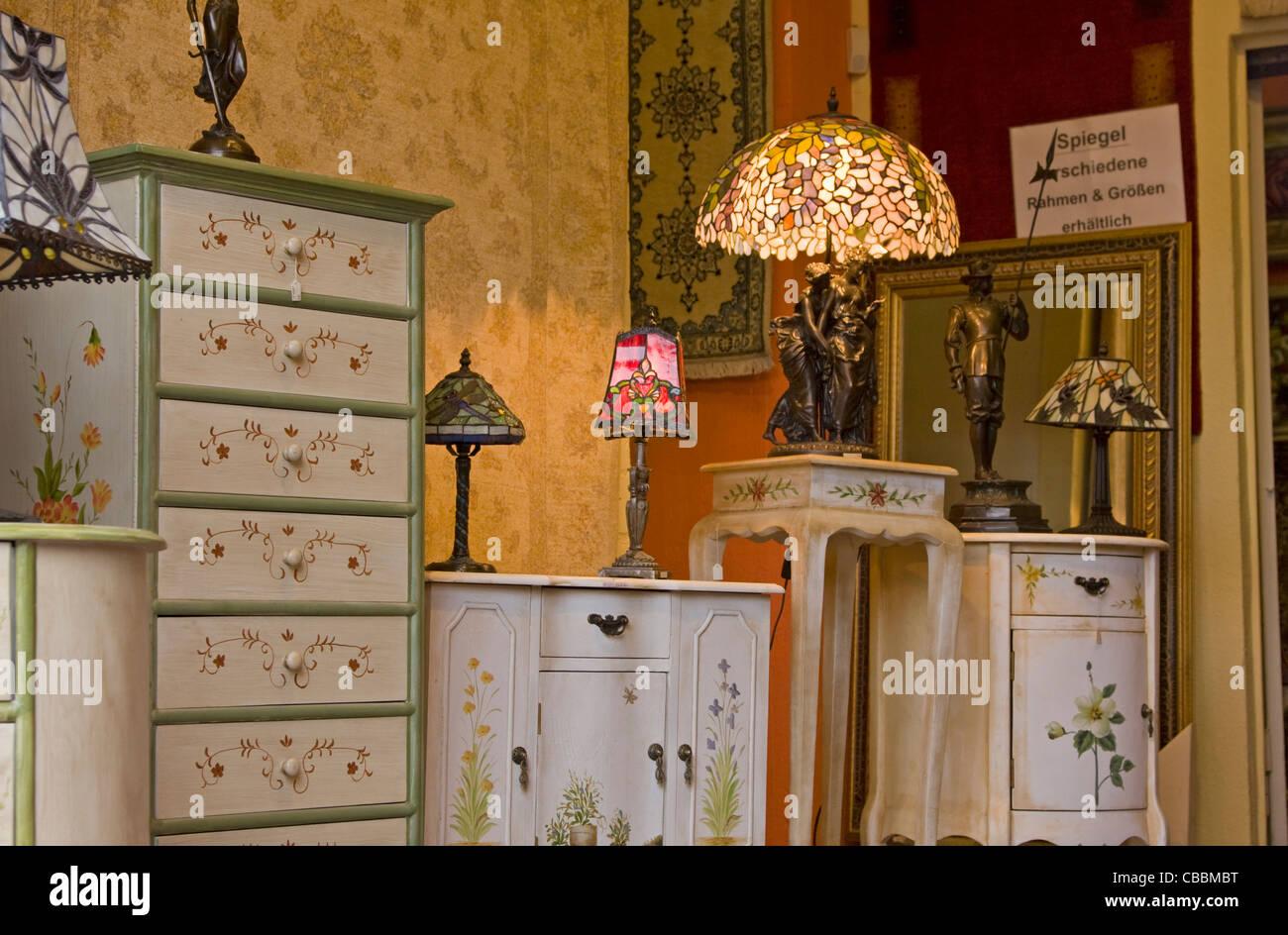 Old furniture Stock Photo
