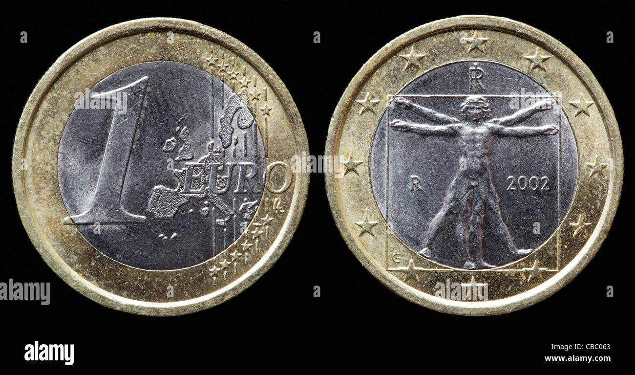 italian euro coins stock photos italian euro coins stock. Black Bedroom Furniture Sets. Home Design Ideas