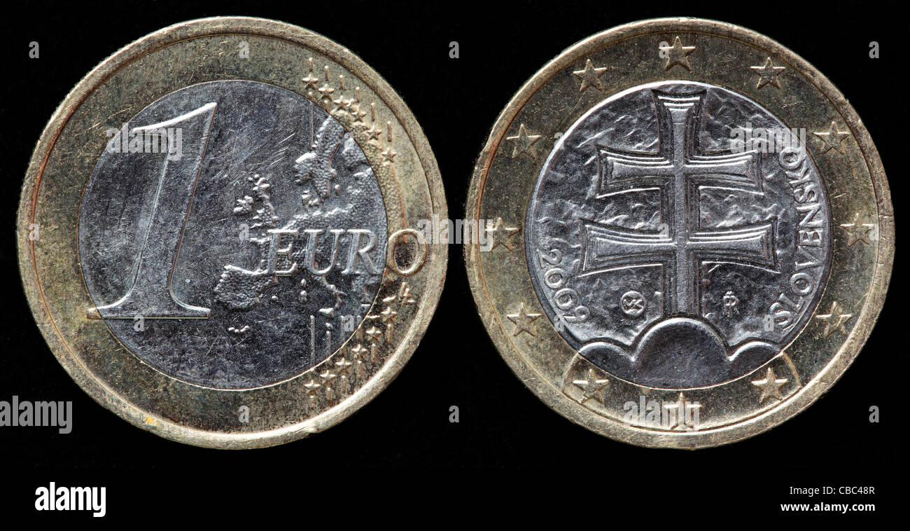 SLOVAKIA SLOWAKEI SLOVAQUIE THE FIRST OFFICIAL EURO COINS SET 2009