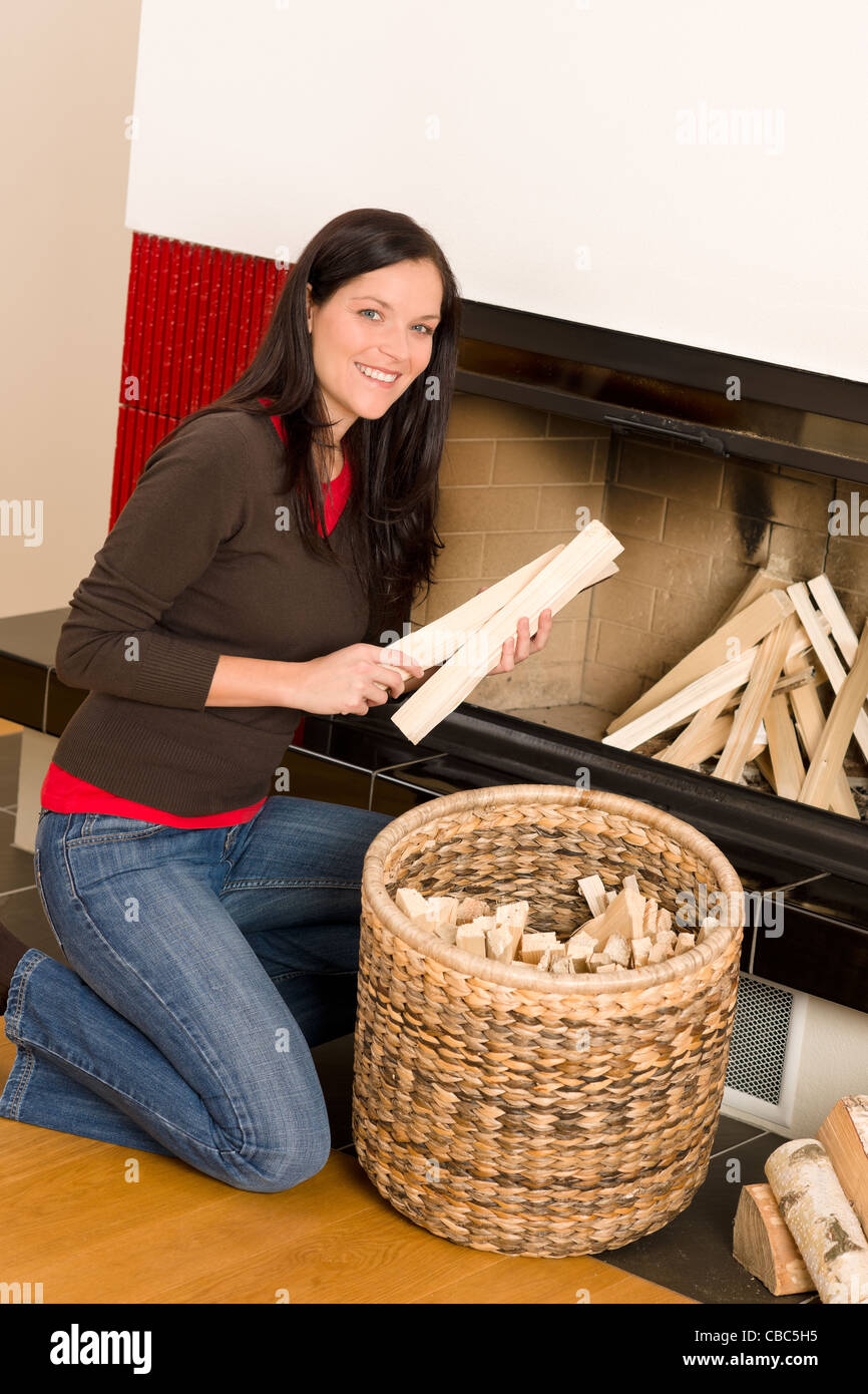 Wooden Fireplace Stock Photos Amp Wooden Fireplace Stock