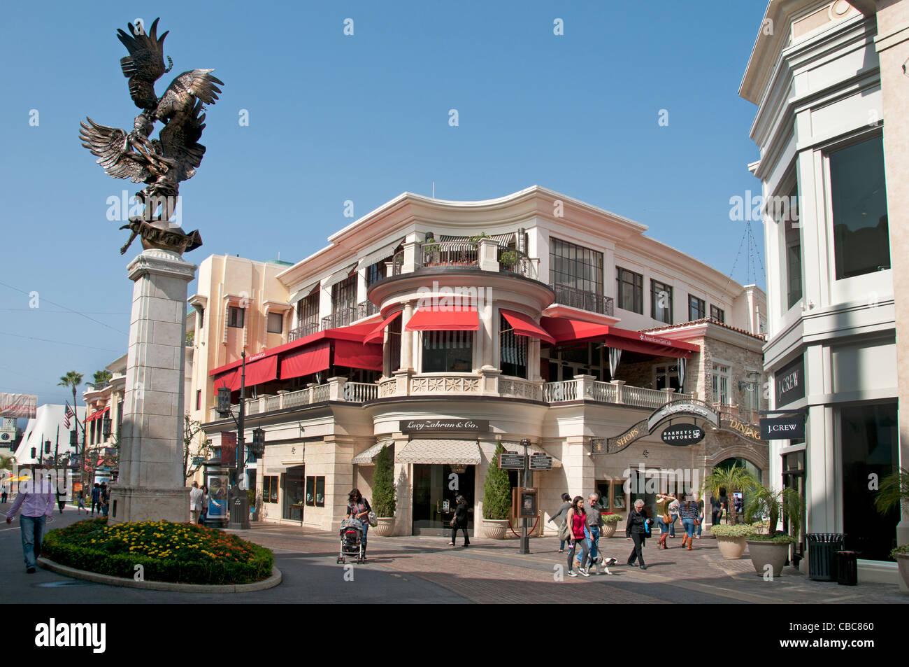 The Grove Farmers Market Retail Entertainment Shopping