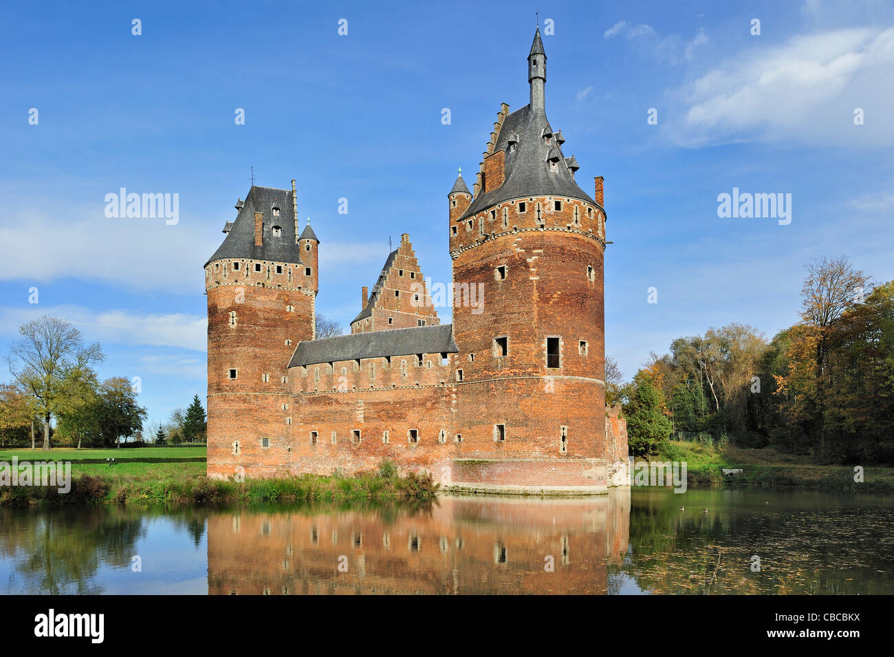 Surrounded By A Moat Stock Photos Surrounded By A Moat Stock
