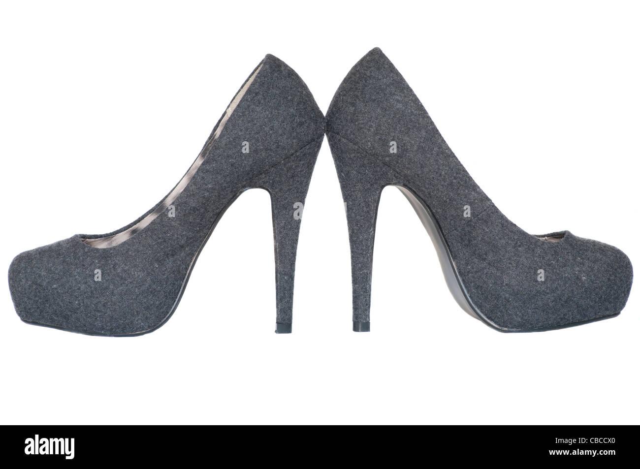 793b059b3f0 Ladies Black High Heels Stock Photos & Ladies Black High Heels Stock ...