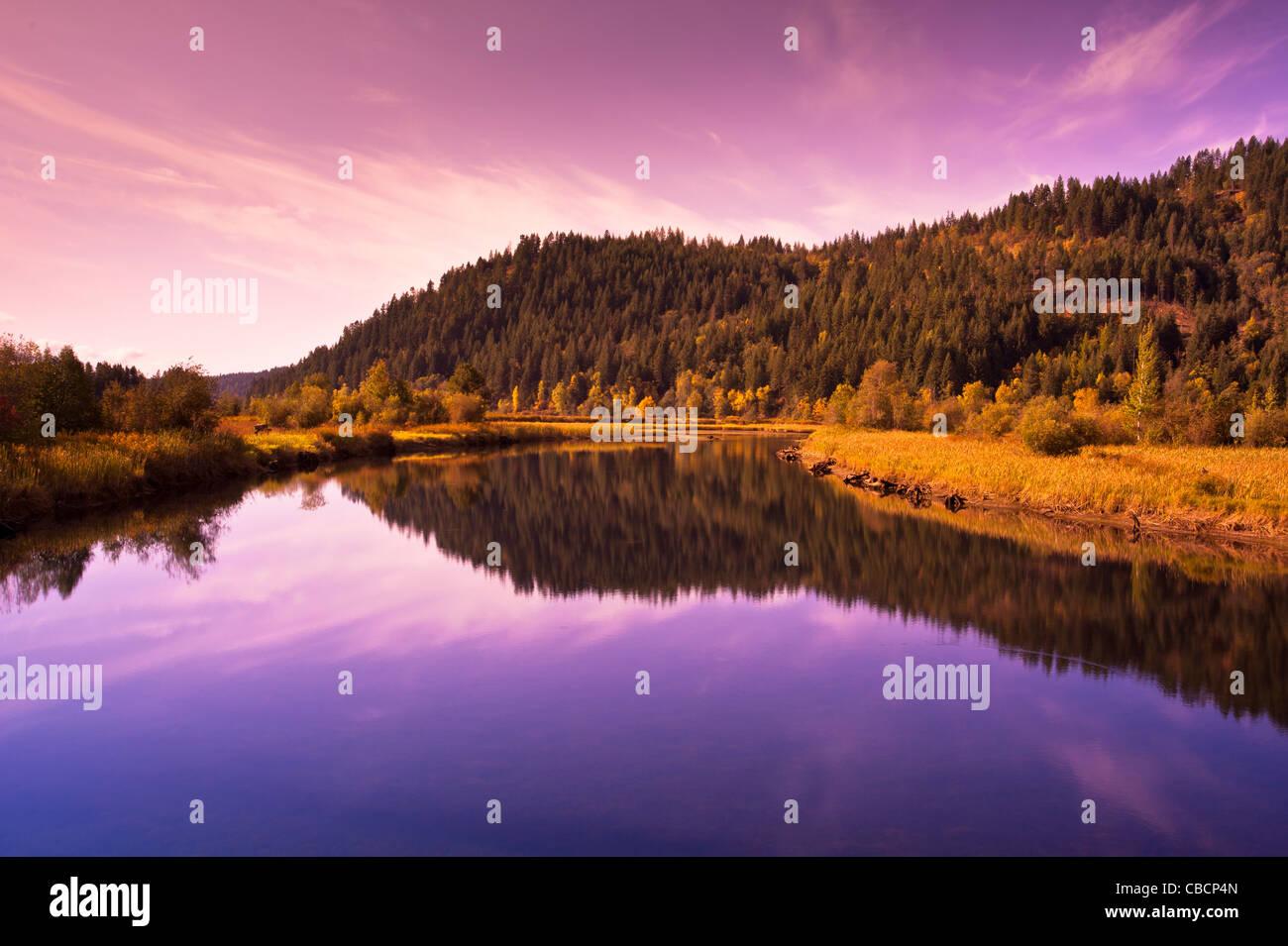 Idaho Panhandle Stock Photos & Idaho Panhandle Stock Images - Alamy