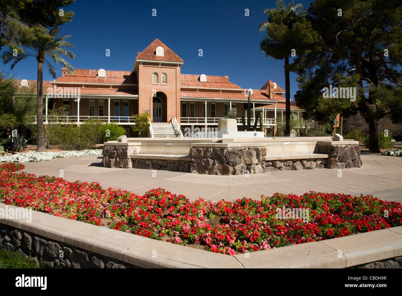 ARIZONA - Old Main building on the University of Arizona campus in