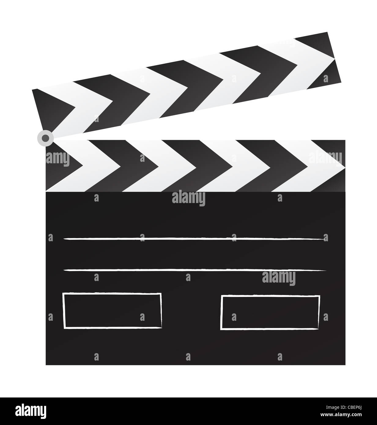 Movie tool - Stock Image