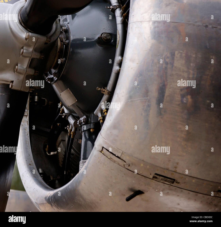 Boeing B17 at Luke AFB airshow - Stock Image