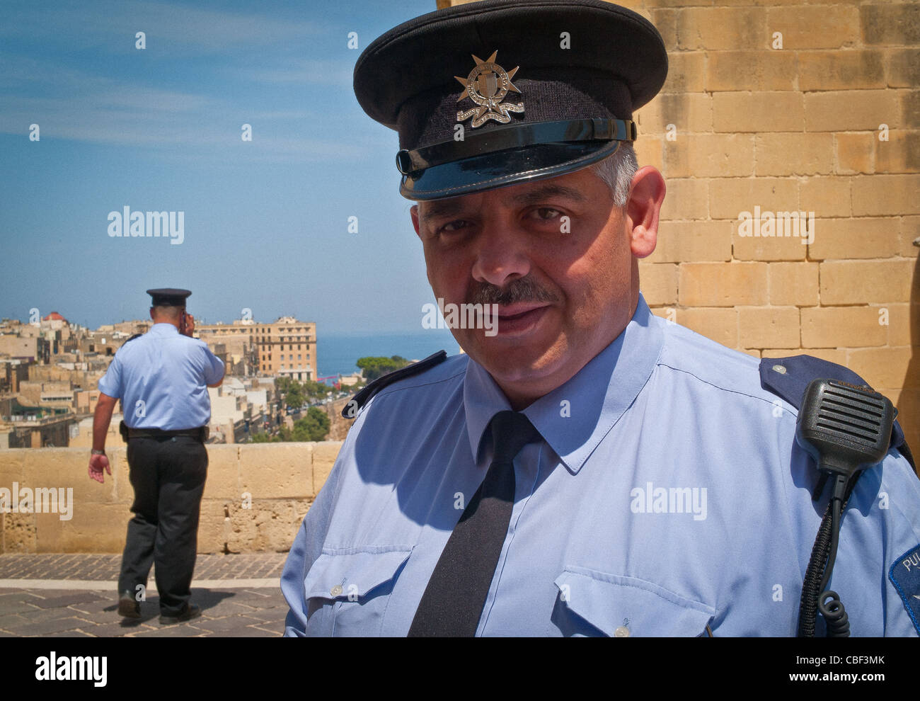 MALTENMAI Malta in May, The strengths of the Maltese Order - Stock Image