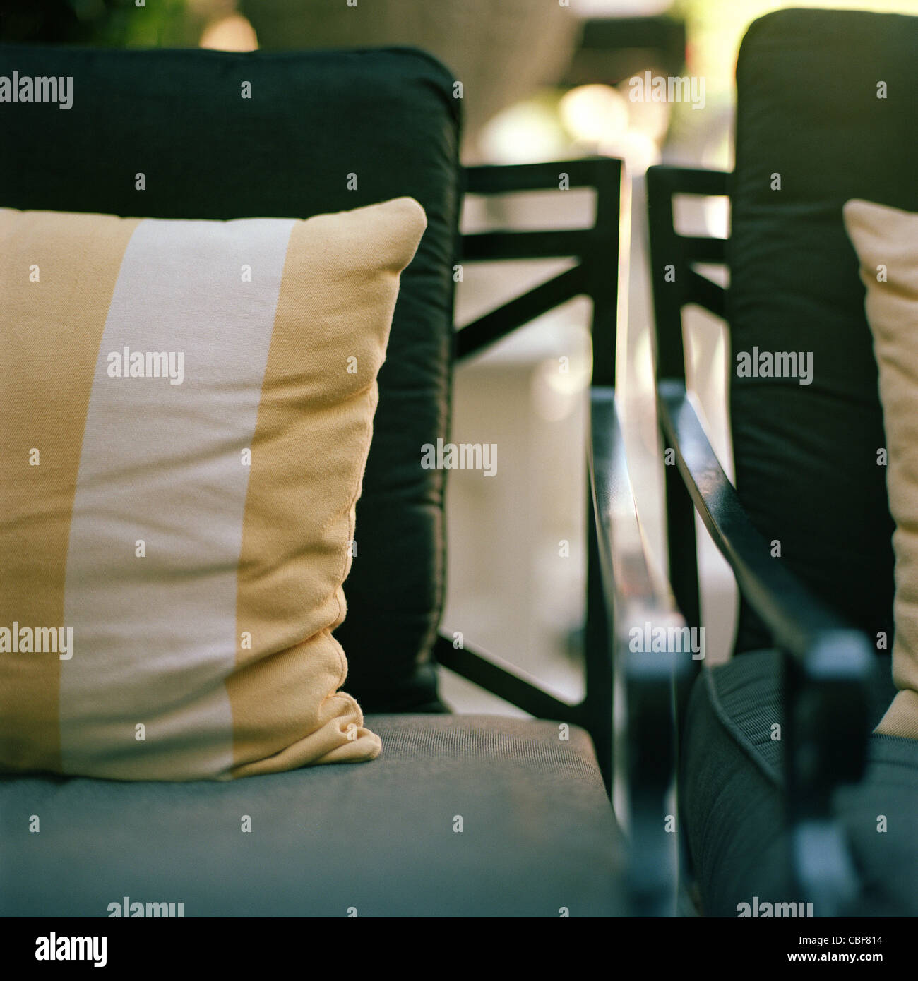 Two Chairs - Stock Image