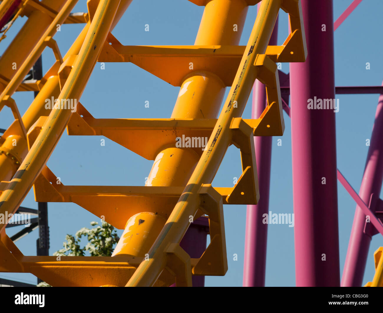 Six Flags Elitch Gardens Stock Photos & Six Flags Elitch Gardens ...