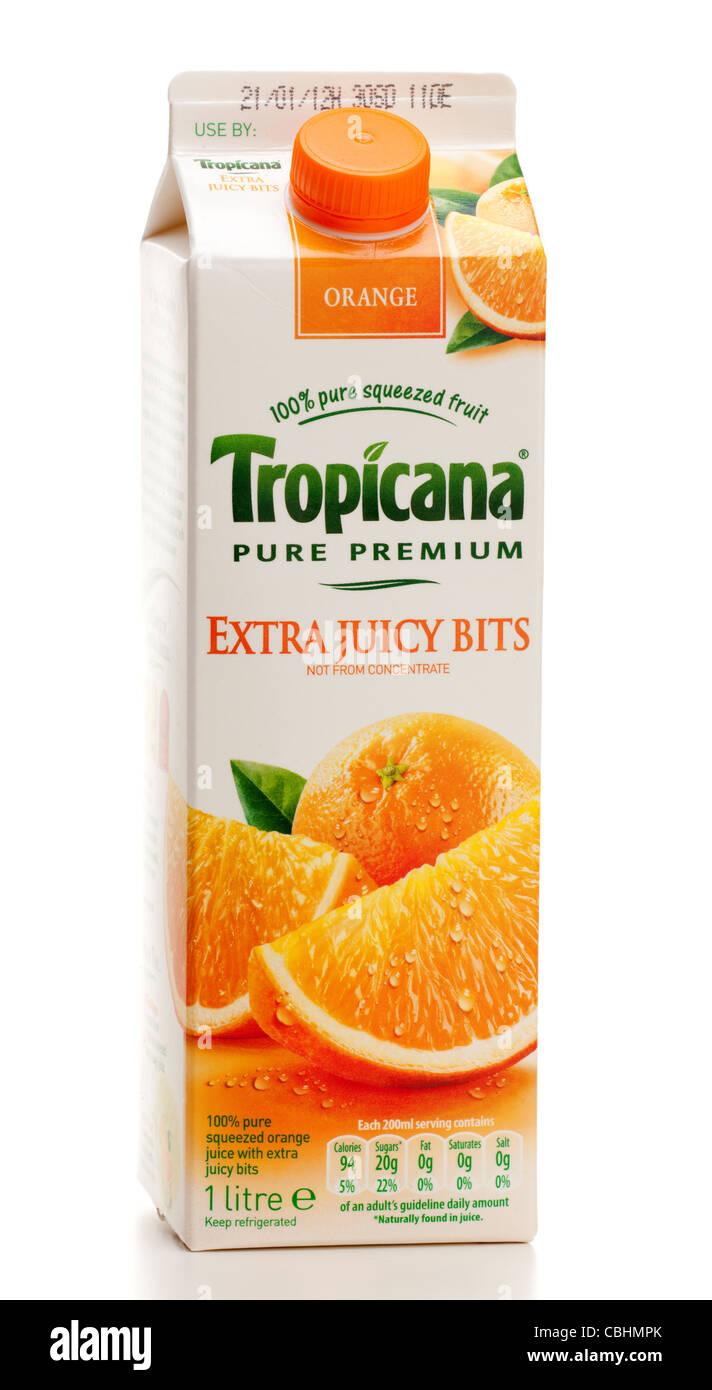 tropicana orange juice stock photos & tropicana orange juice stock