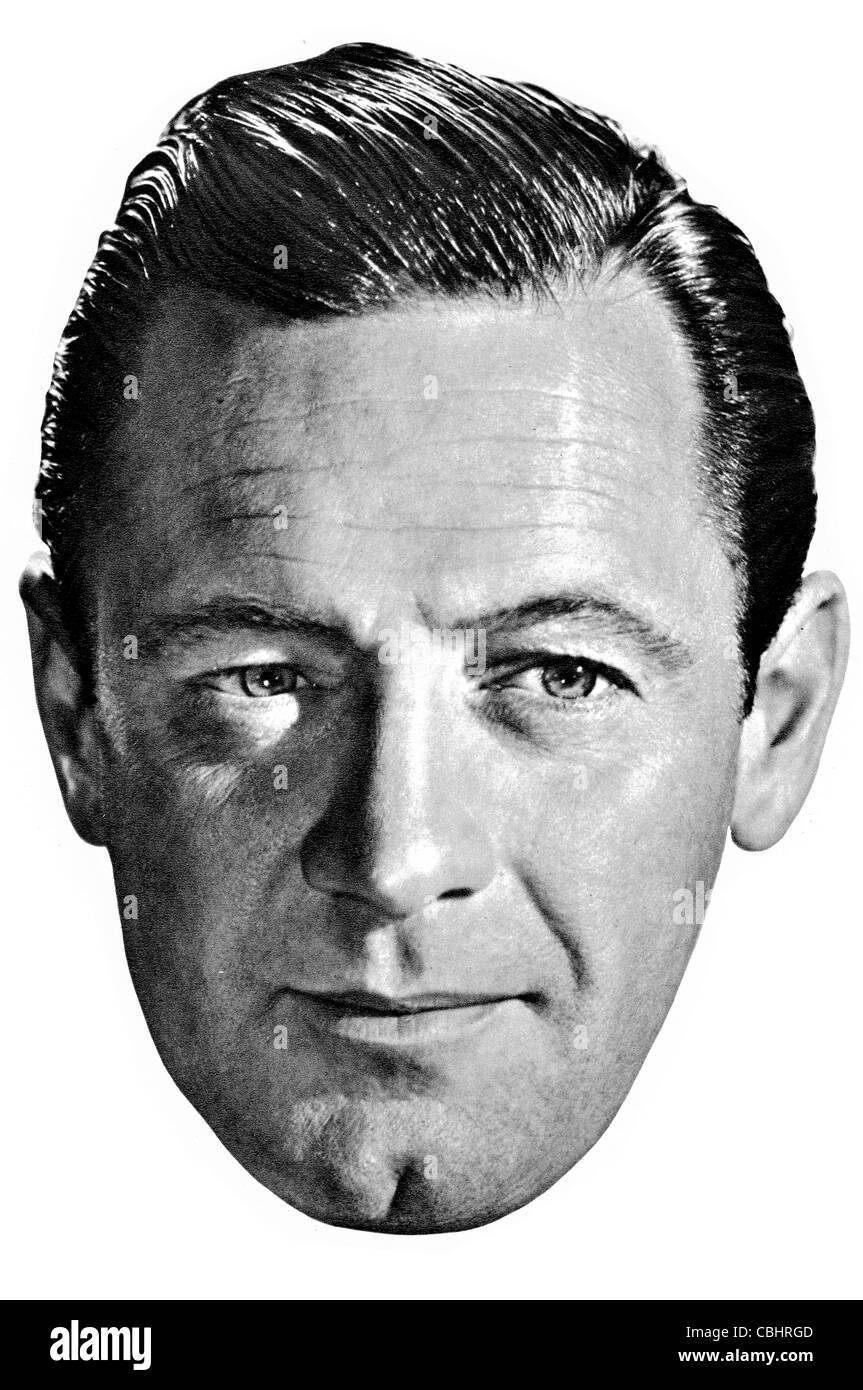 William Holden 1918 1981 American Academy Award Best Actor Emmy Award Sunset Boulevard - Stock Image
