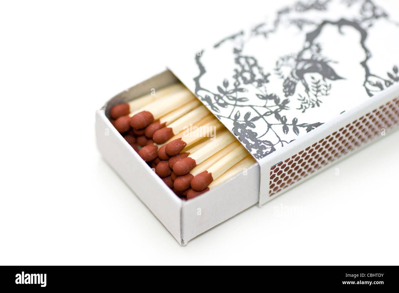 Match box - Stock Image