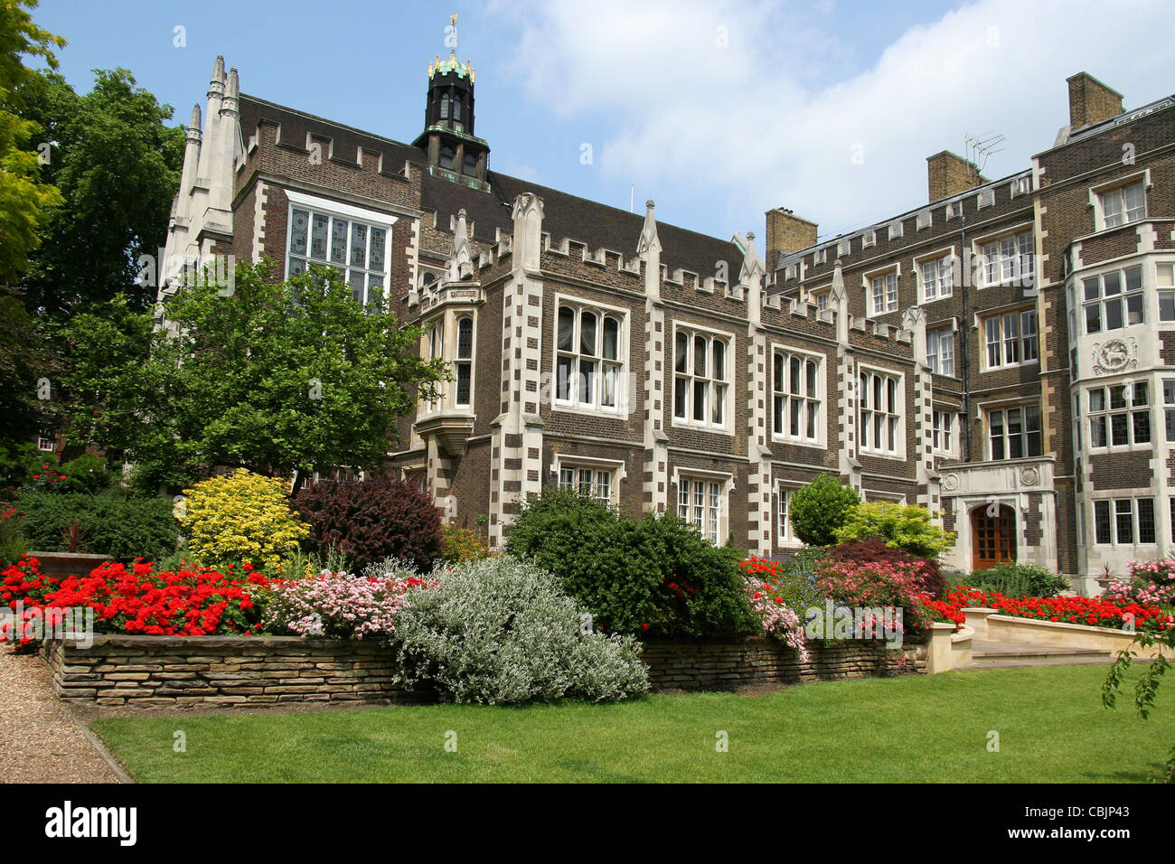 Middle Temple Hall, Inns of Court, London - Stock Image