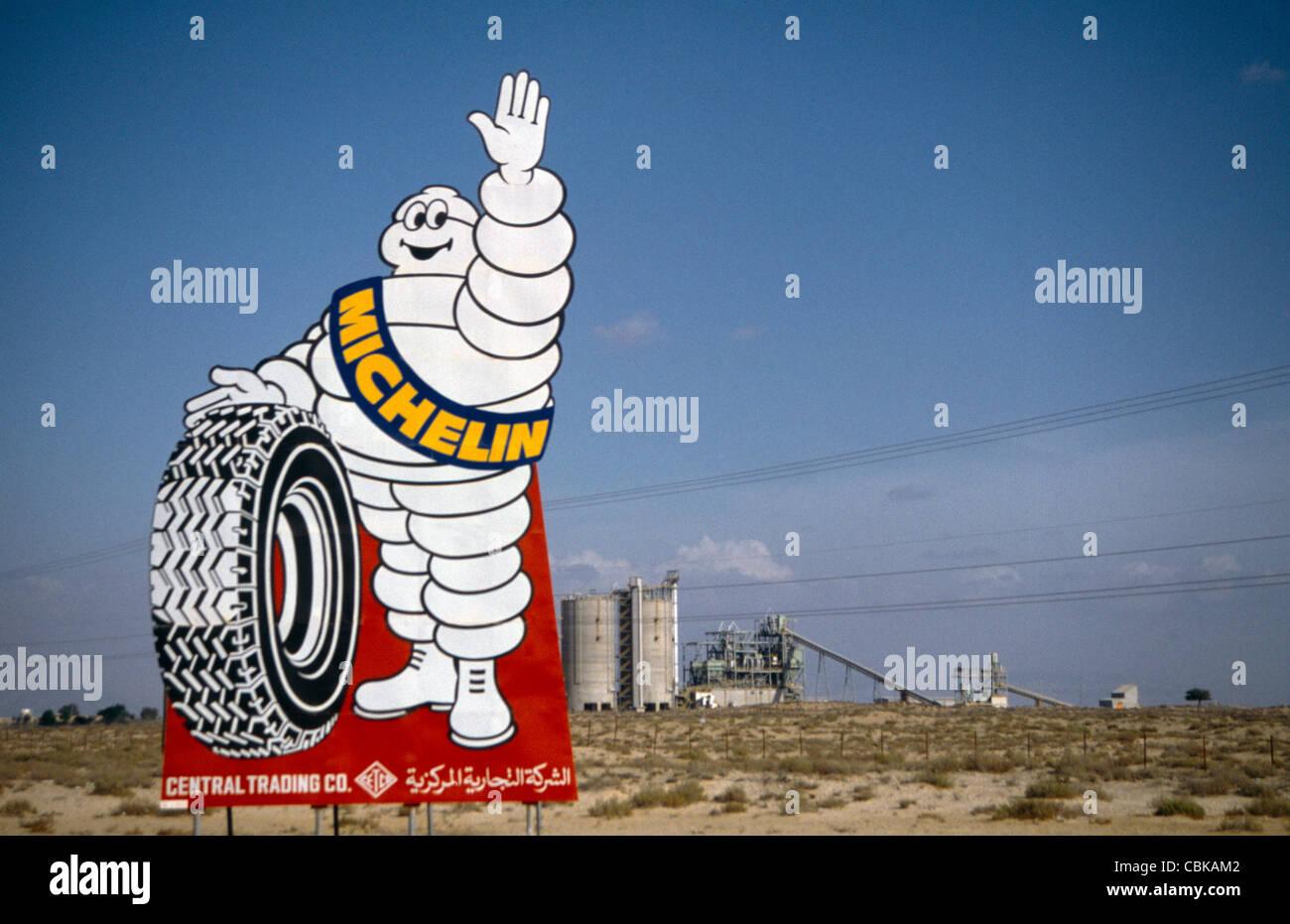Michelin Advert Stock Photos Images Alamy Fuel Filters Ras Al Khaimah Uae Advertisement Image