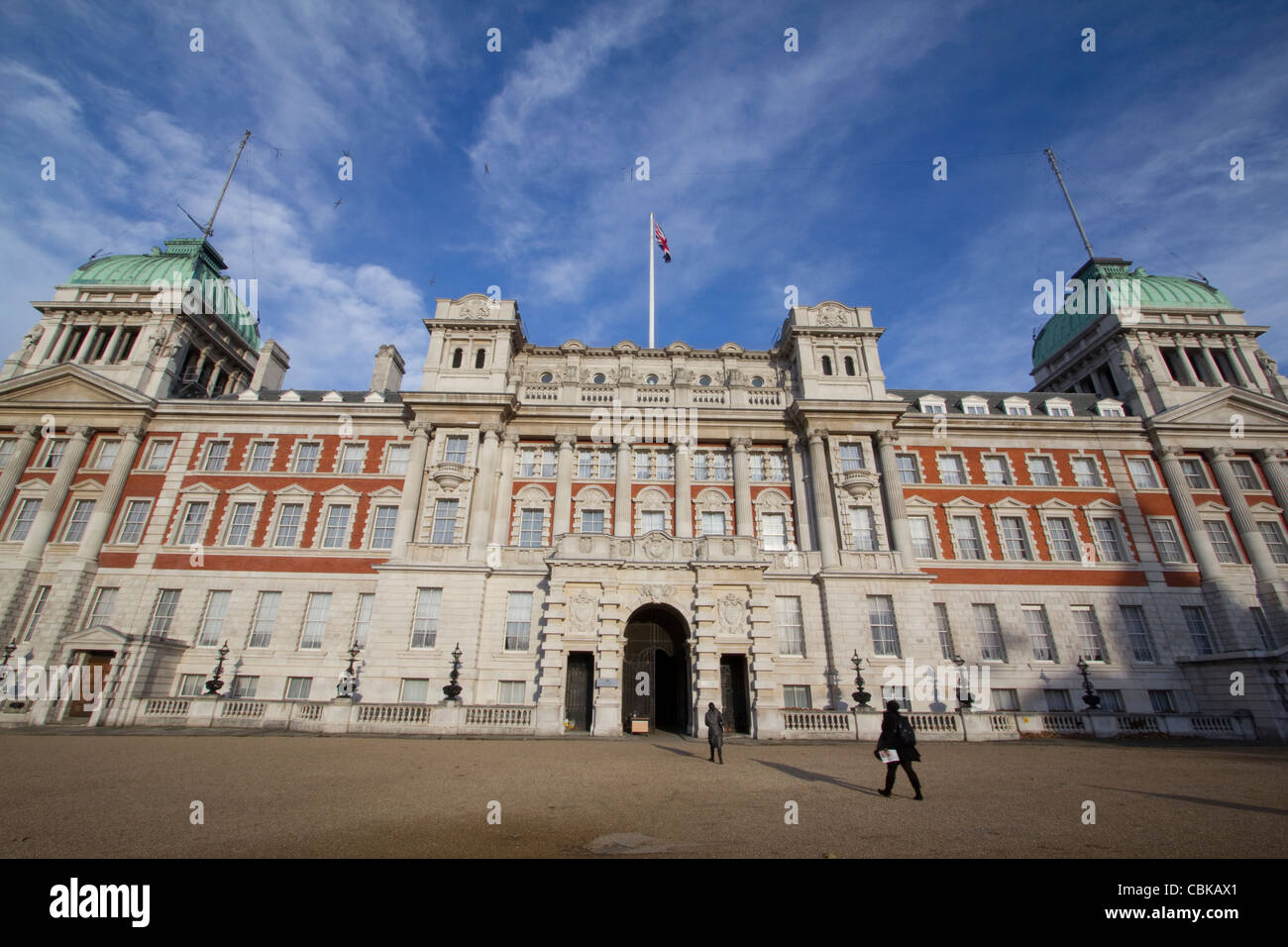 foreign and commonwealth office old admiralty building - Stock Image