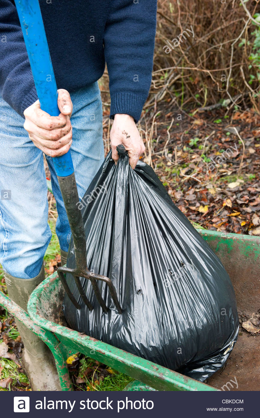 Composting Bag Stock Photos & Composting Bag Stock Images - Alamy