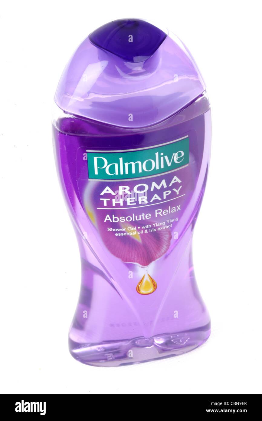 Parmolive Shower Gel - Stock Image