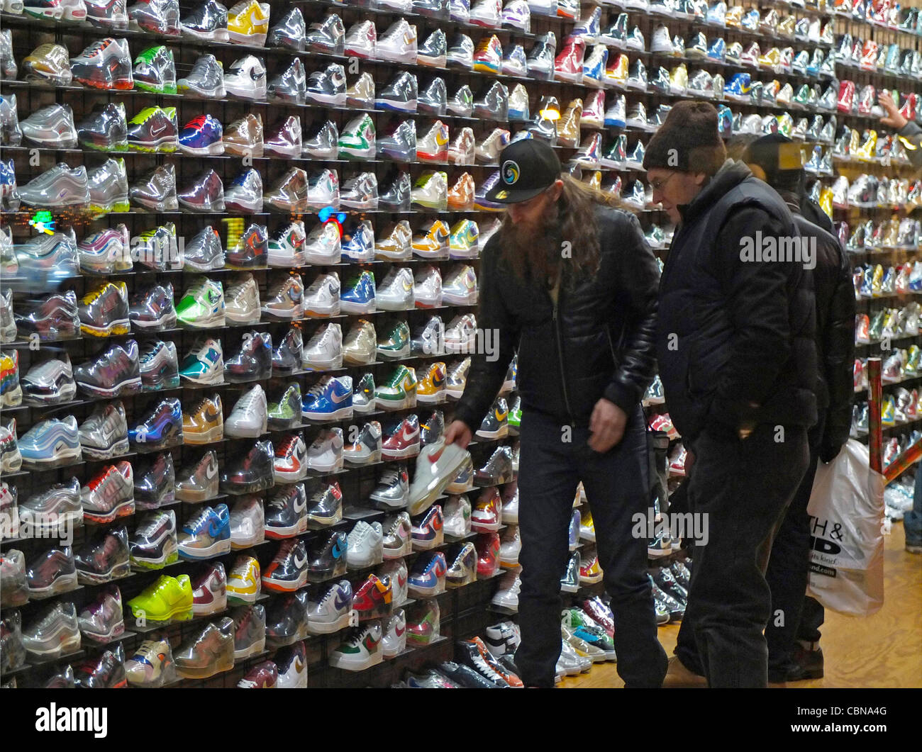 Athletic Shoes Store Usa High