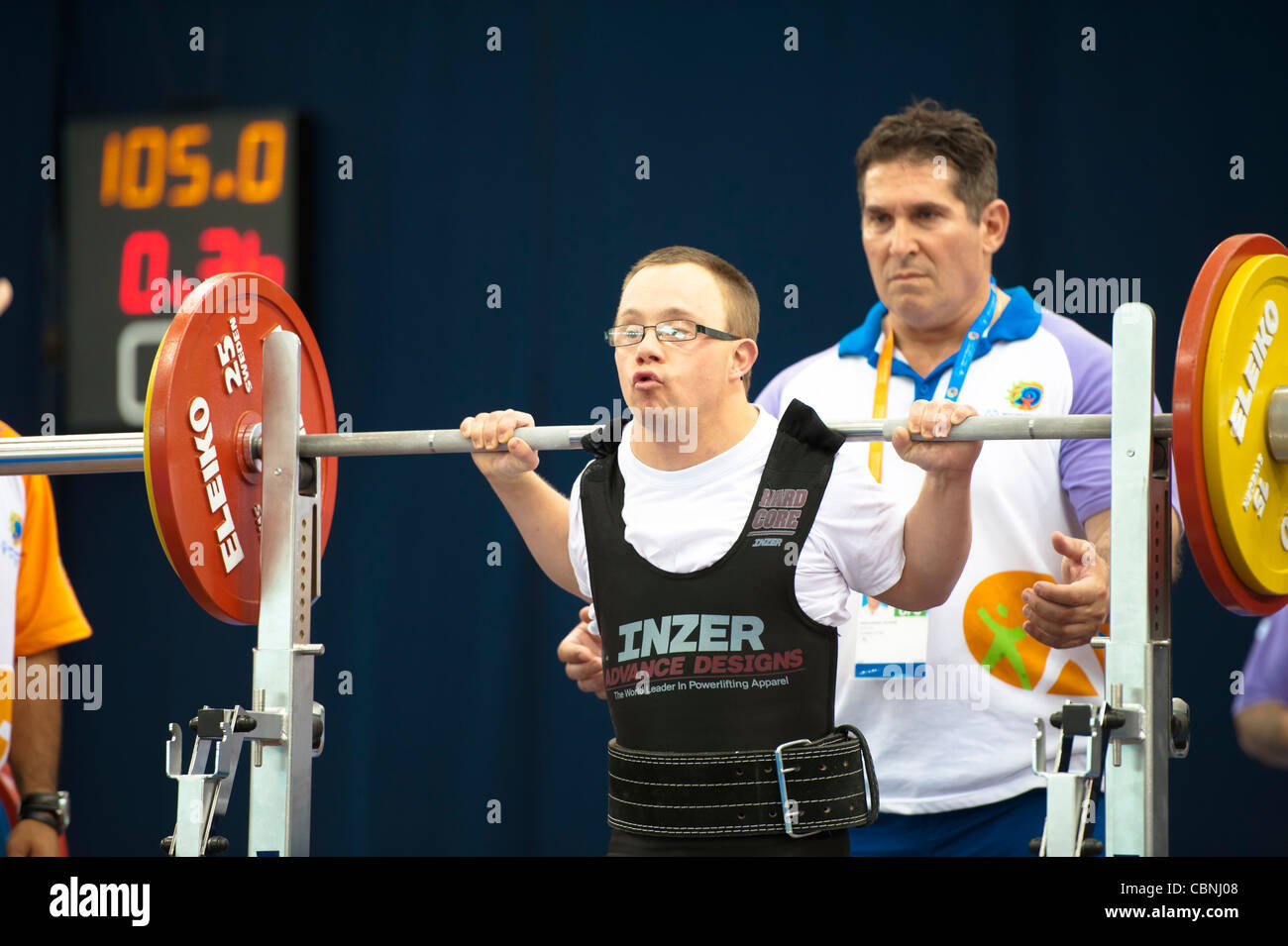 Special Olympics World Summer Games in Athens; 2011 --- - Stock Image